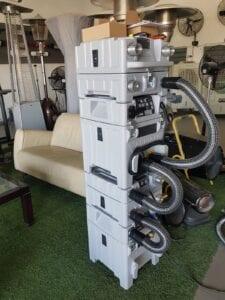 מכונה לייבוש תת רצפתי